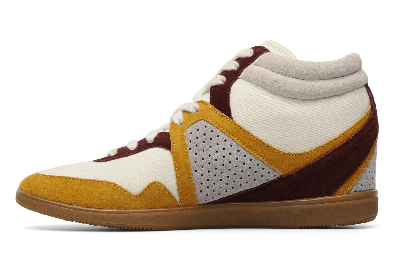 Sneaker Le Coq Sportif Monge Heavy Cvs mehrfarbig ansicht von vorne