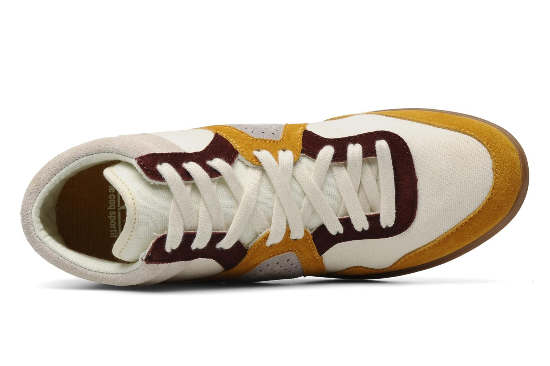 Sneaker Le Coq Sportif Monge Heavy Cvs mehrfarbig ansicht von links