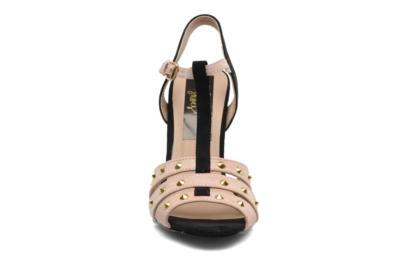 Sandalen I Love Shoes Phopealing beige schuhe getragen