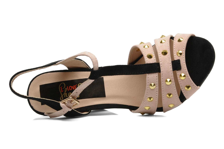 Sandalen I Love Shoes Phopealing beige ansicht von links