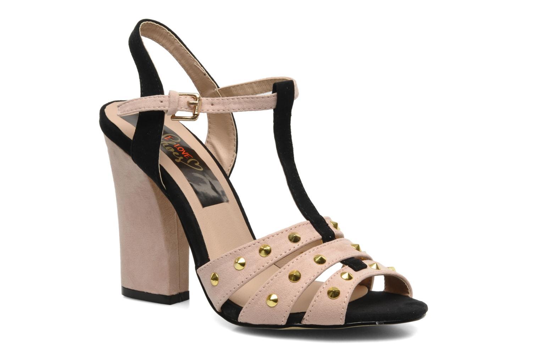 Sandalen I Love Shoes Phopealing beige detaillierte ansicht/modell