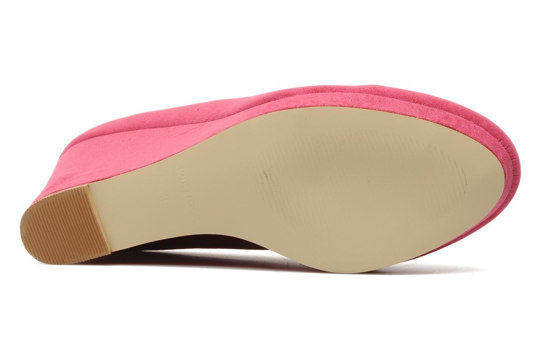 Escarpins I Love Shoes Nev 2 Rose vue haut