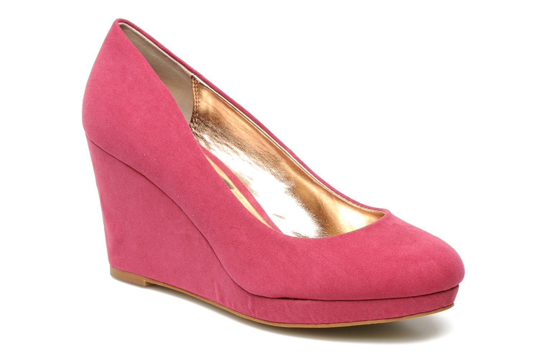 Escarpins I Love Shoes Nev 2 Rose vue détail/paire