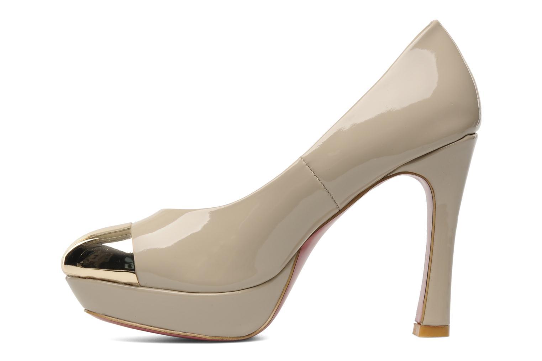Escarpins I Love Shoes Phofolle Beige vue face