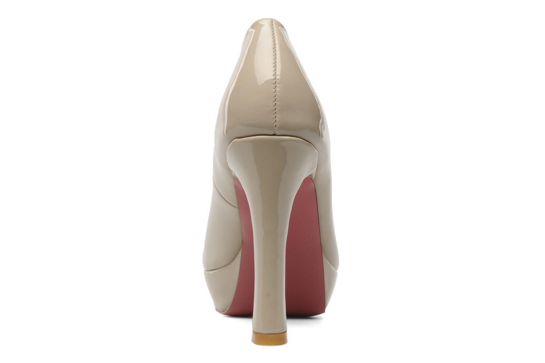 Escarpins I Love Shoes Phofolle Beige vue droite