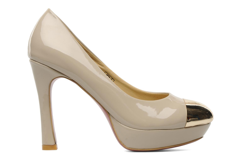 Escarpins I Love Shoes Phofolle Beige vue derrière