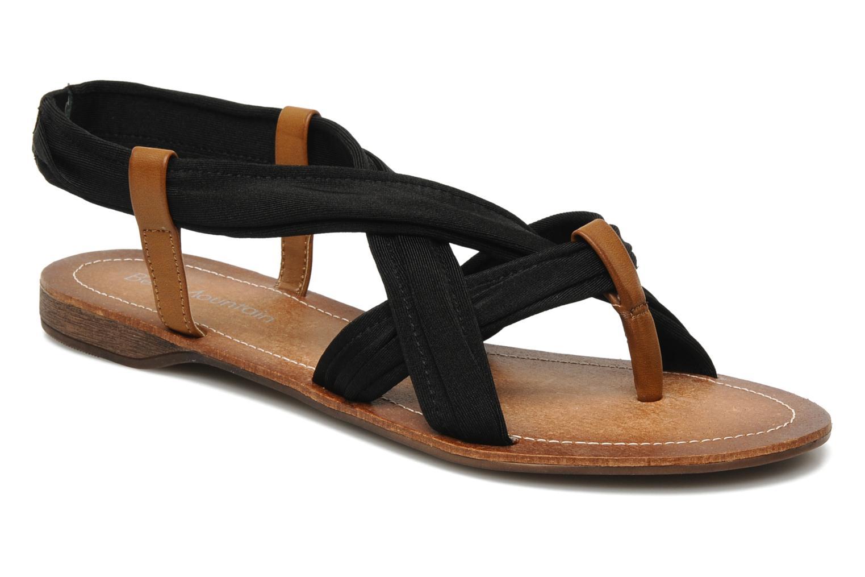 Sandales et nu-pieds Best Mountain Millenium Noir vue détail/paire