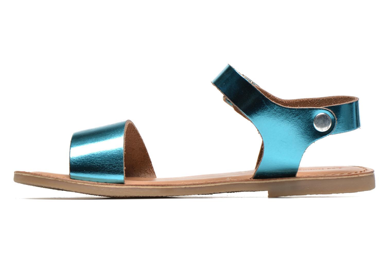 Sandalen Les Tropéziennes par M Belarbi Hiliona grün ansicht von vorne