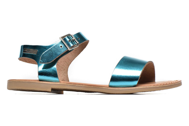Sandalen Les Tropéziennes par M Belarbi Hiliona grün ansicht von hinten