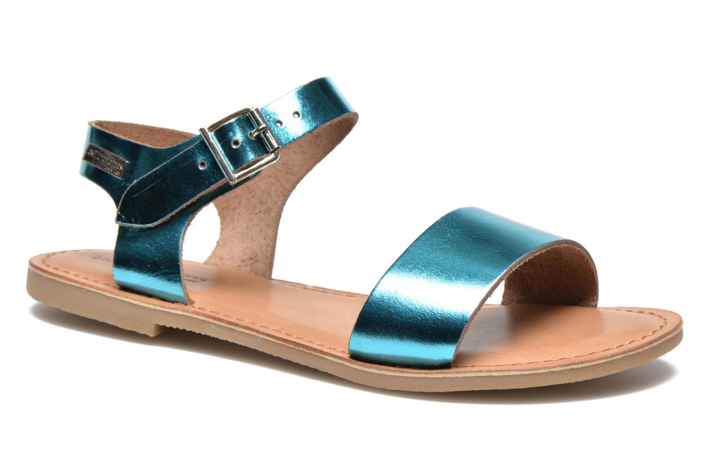 Sandalen Les Tropéziennes par M Belarbi Hiliona grün detaillierte ansicht/modell