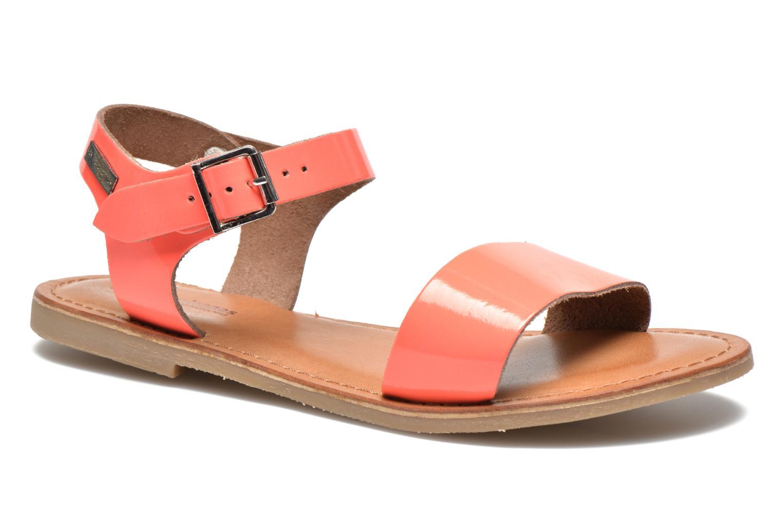 Sandali e scarpe aperte Les Tropéziennes par M Belarbi Hiliona Arancione vedi dettaglio/paio