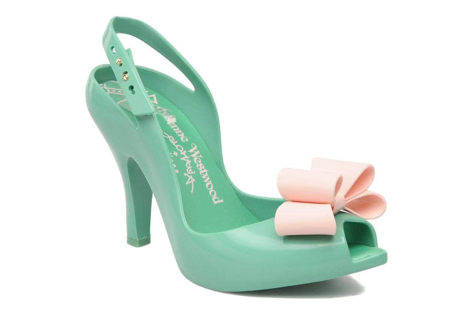 Vivienne Westwood Anglomania + lady Dragon Sp Ad Green Pink 50961