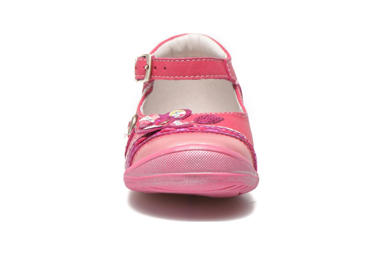 Ballerinas Catimini Civette rosa schuhe getragen