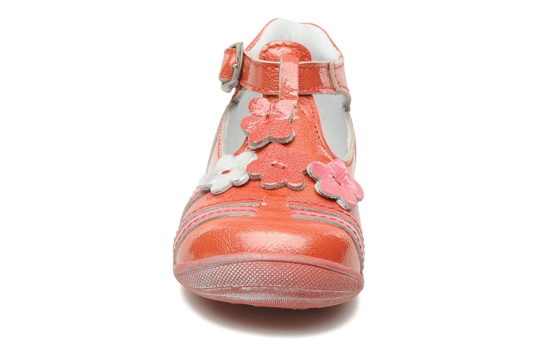 Bottines et boots GBB Béatrice Rouge vue portées chaussures