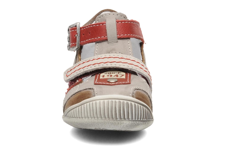 Bottines et boots GBB Bernie Gris vue portées chaussures