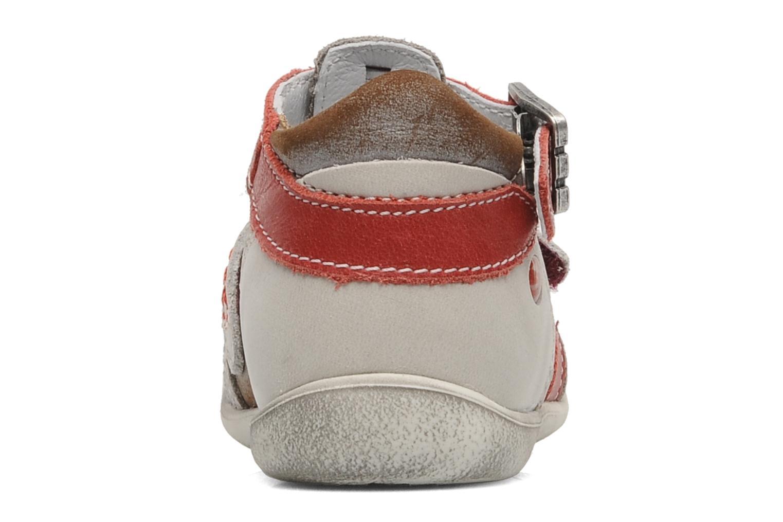 Stiefeletten & Boots GBB Bernie grau ansicht von rechts
