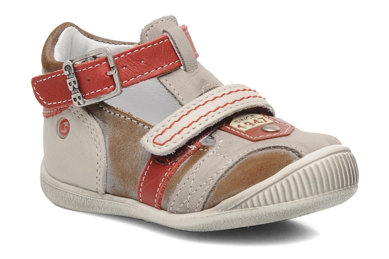 Stiefeletten & Boots GBB Bernie grau detaillierte ansicht/modell
