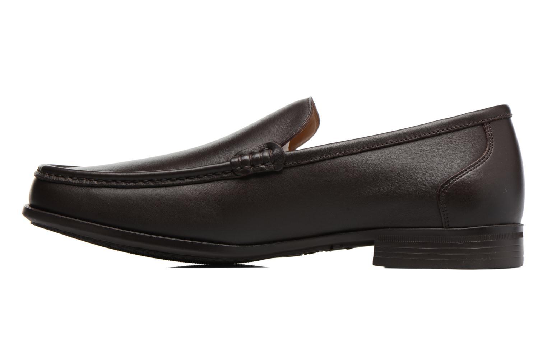 Loafers Sledgers Morris Brun se forfra