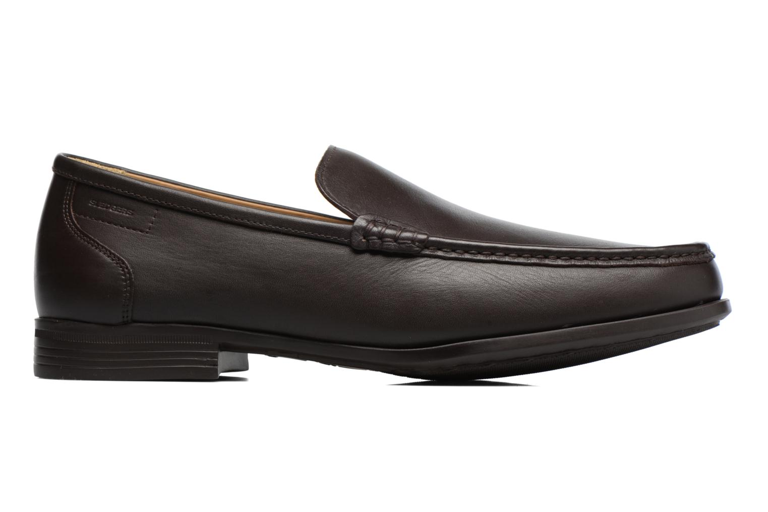 Loafers Sledgers Morris Brown back view