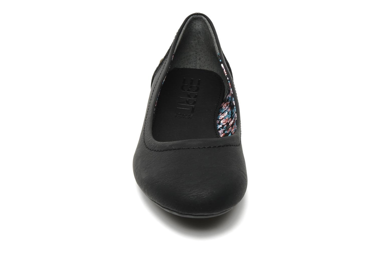 Ballerinas Esprit Aloa Ballerina schwarz schuhe getragen