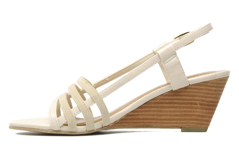 Sandali e scarpe aperte Esprit Rosia Sling Beige immagine frontale