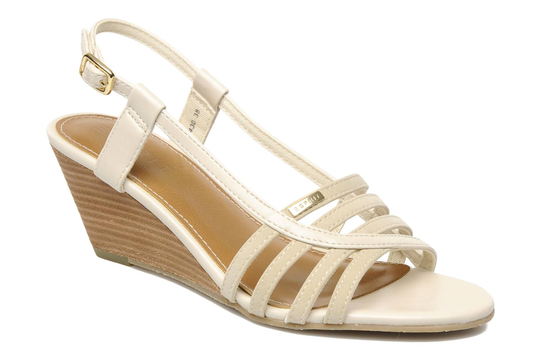 Sandali e scarpe aperte Esprit Rosia Sling Beige vedi dettaglio/paio
