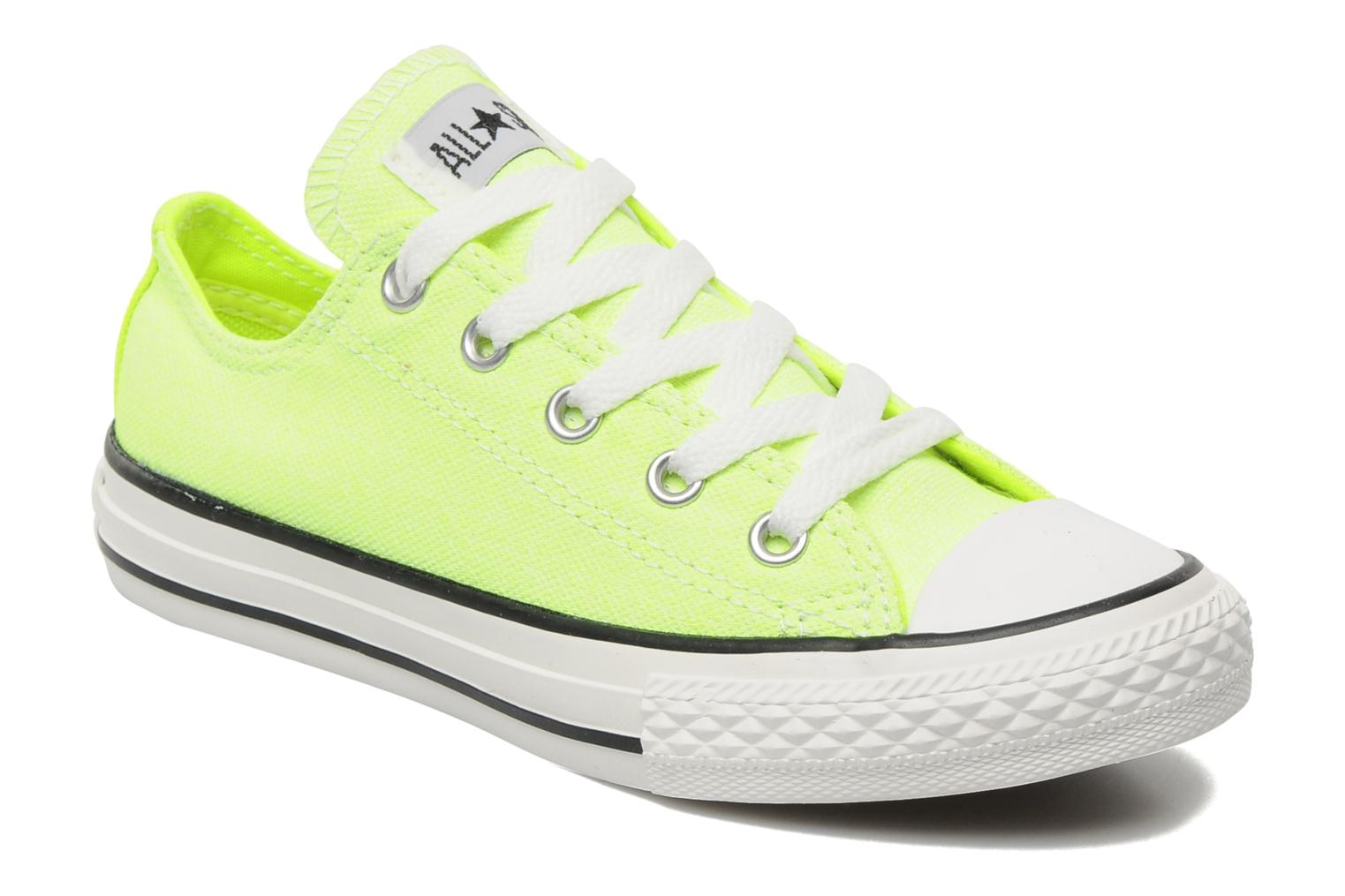 Converse  Ct Wash Neon Ox Trainers Womens
