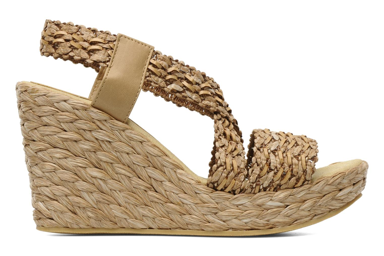 Sandalen Elizabeth Stuart Fuxy 310 beige ansicht von hinten