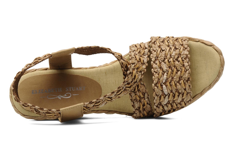 Sandales et nu-pieds Elizabeth Stuart Fuxy 310 Beige vue gauche