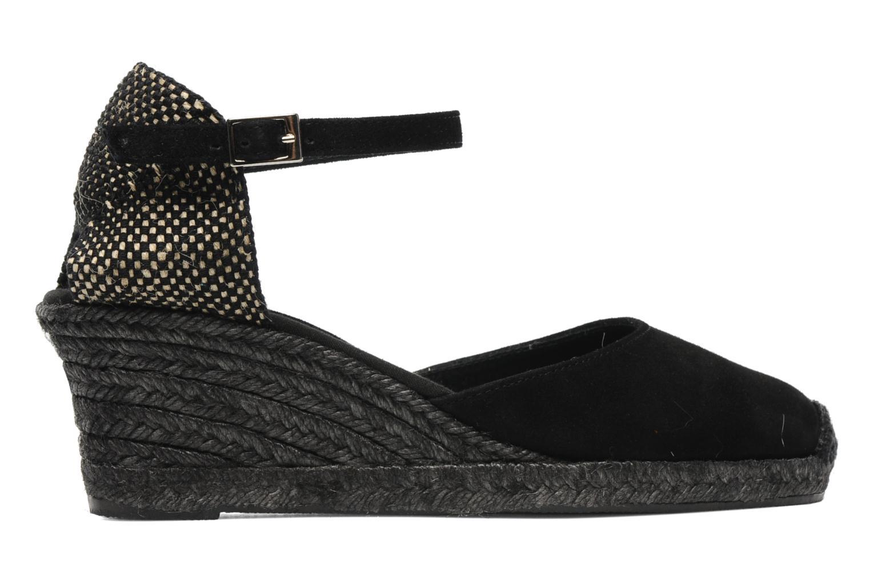 Sandales et nu-pieds Elizabeth Stuart Volga 630 Noir vue derrière