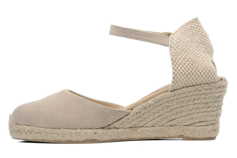 Sandali e scarpe aperte Elizabeth Stuart Volga 630 Beige immagine frontale