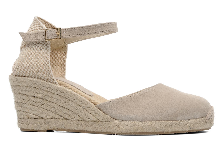 Sandali e scarpe aperte Elizabeth Stuart Volga 630 Beige immagine posteriore
