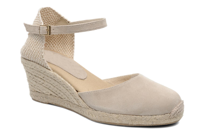 Sandaler Elizabeth Stuart Volga 630 Beige detaljeret billede af skoene