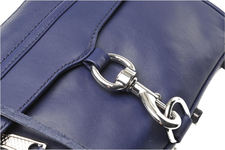 Mini MAC Genuine leather MoonH. Silver