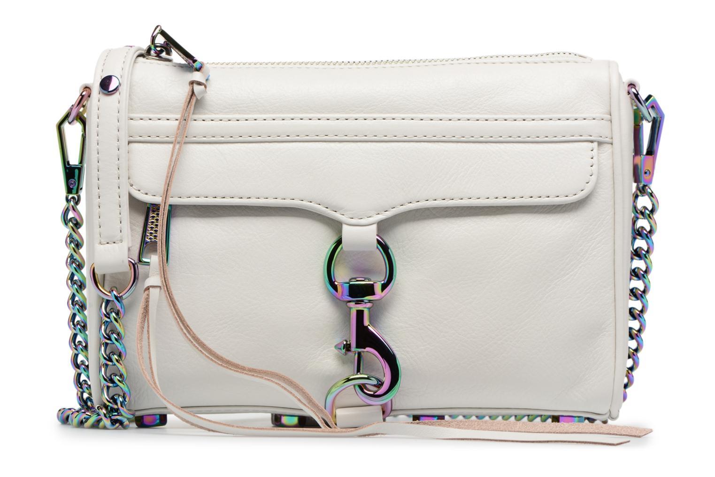 Handtaschen Rebecca Minkoff Mini MAC weiß detaillierte ansicht/modell