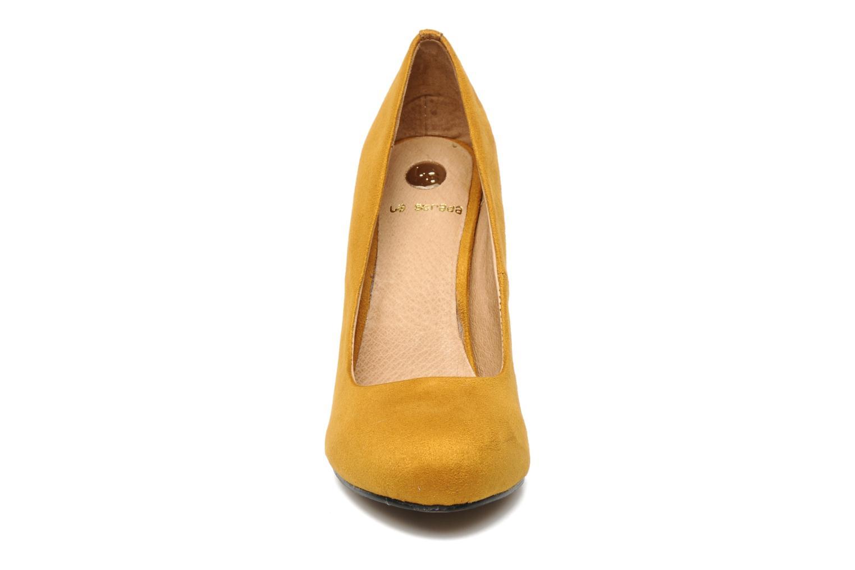 Escarpins La Strada MBcora Marron vue portées chaussures