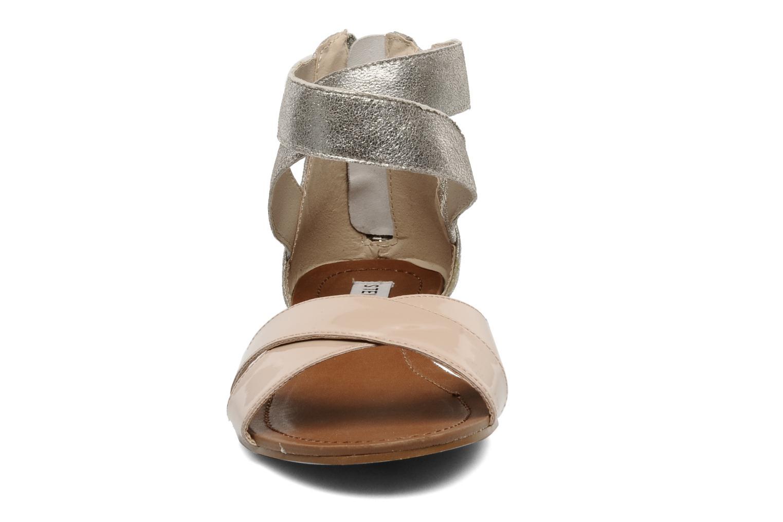 Sandales et nu-pieds Steve Madden Benadet Multicolore vue portées chaussures