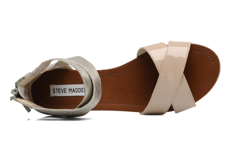 Sandalen Steve Madden Benadet mehrfarbig ansicht von links