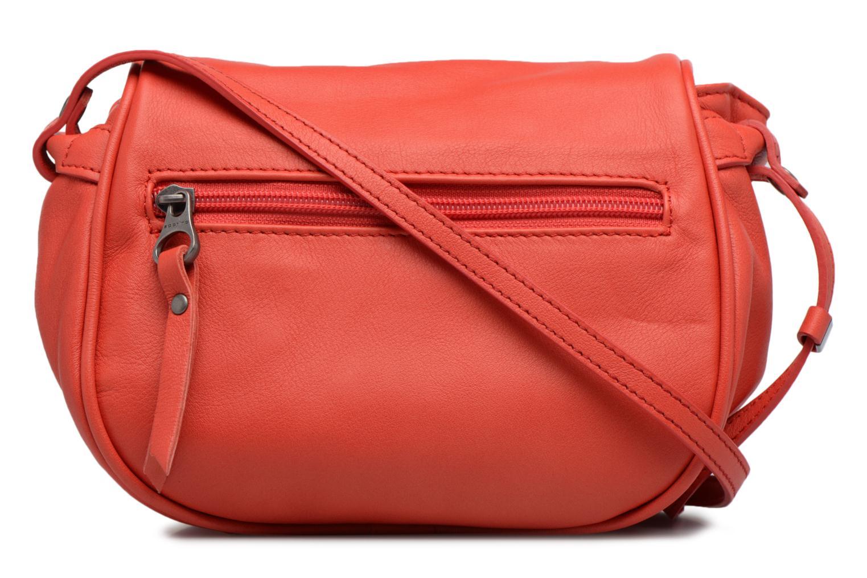 Handtaschen Sabrina Alice rot ansicht von vorne