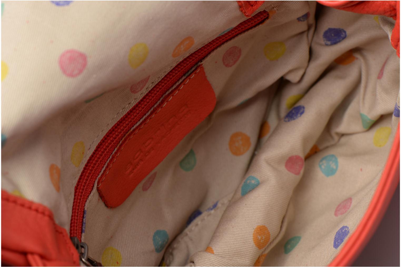 Handtaschen Sabrina Alice rot ansicht von hinten