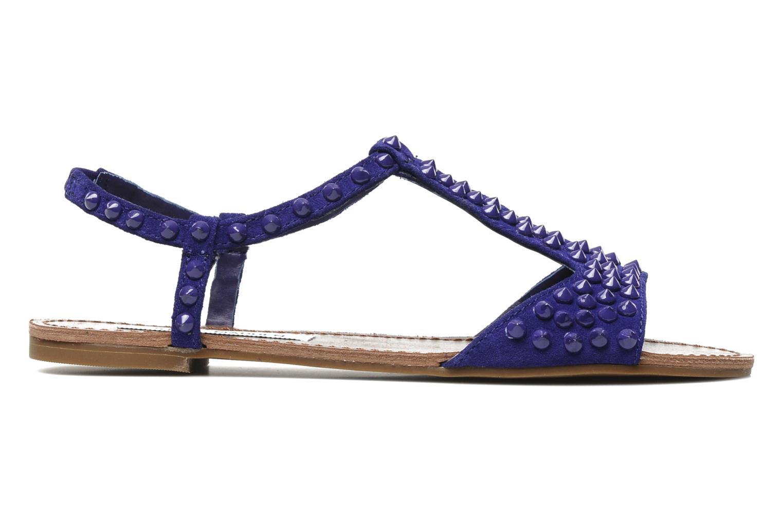 Sandales et nu-pieds Steve Madden NICKIEE Violet vue derrière