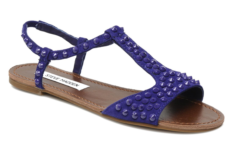 Sandales et nu-pieds Steve Madden NICKIEE Violet vue détail/paire
