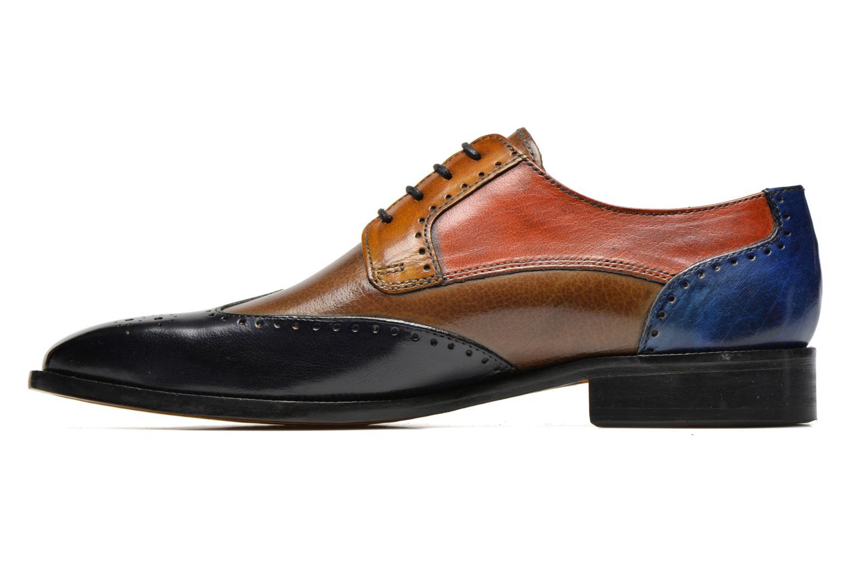 Zapatos con cordones Melvin & Hamilton Jeff 14 Multicolor vista de frente