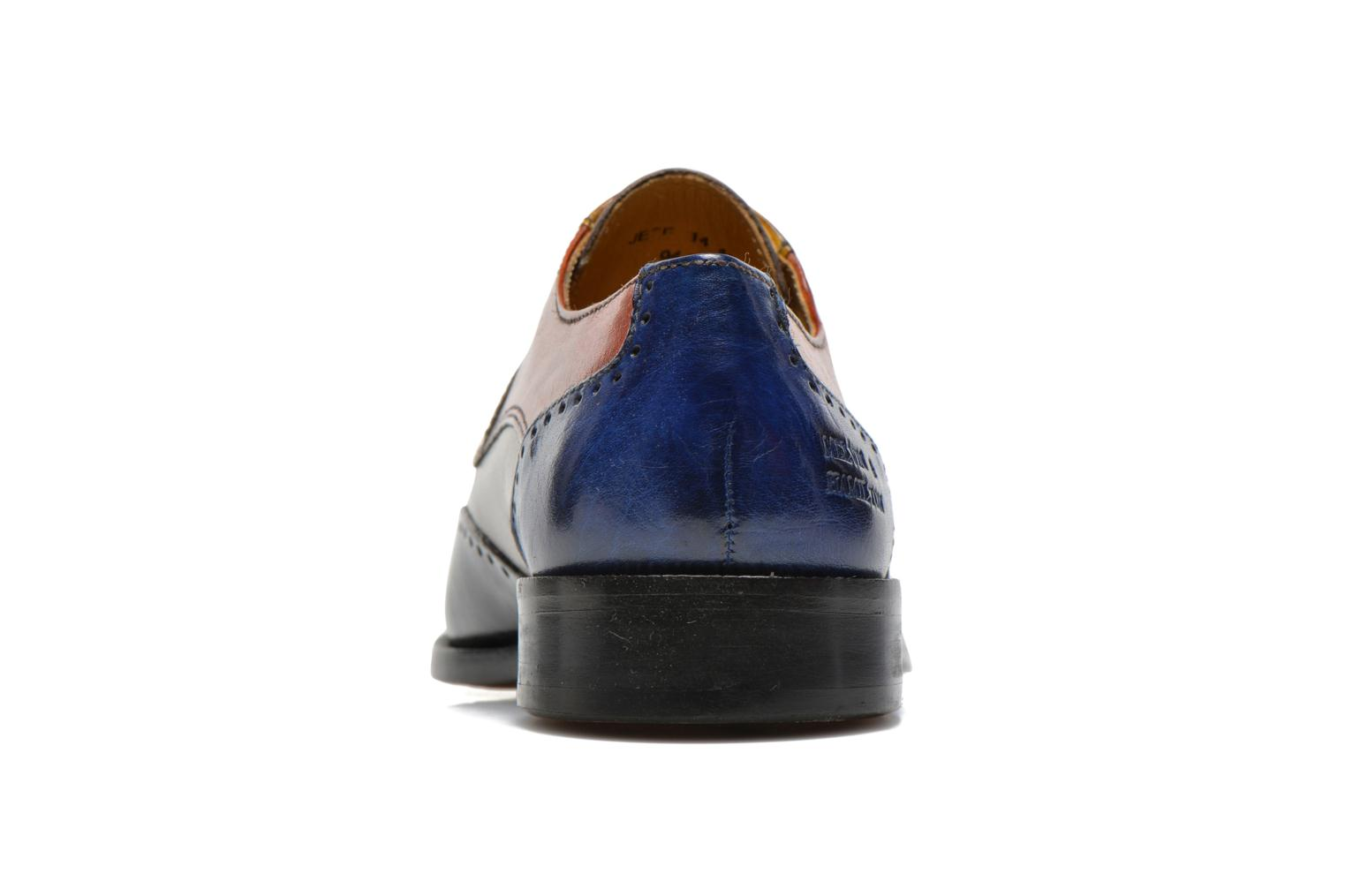 Lace-up shoes Melvin & Hamilton Jeff 14 Multicolor view from the right