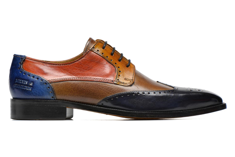 Lace-up shoes Melvin & Hamilton Jeff 14 Multicolor back view