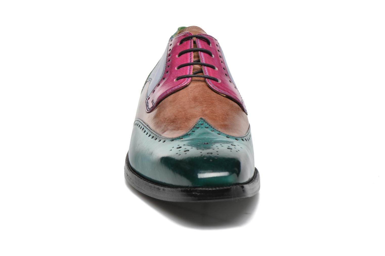 Zapatos con cordones Melvin & Hamilton Jeff 14 Multicolor vista del modelo