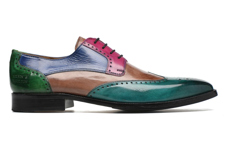 Zapatos con cordones Melvin & Hamilton Jeff 14 Multicolor vistra trasera