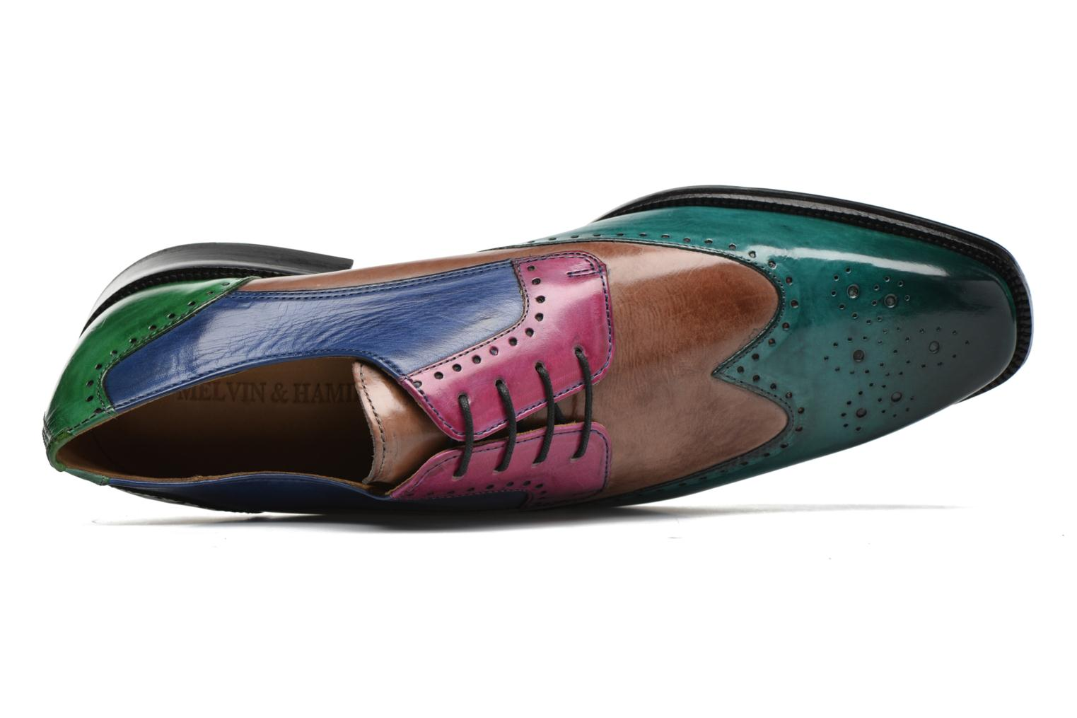 Veterschoenen Melvin & Hamilton Jeff 14 Multicolor links