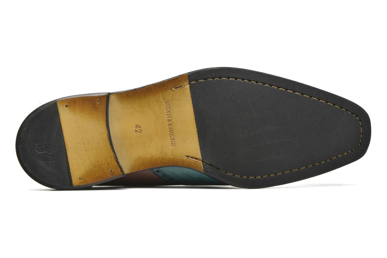 Zapatos con cordones Melvin & Hamilton Jeff 14 Multicolor vista de arriba