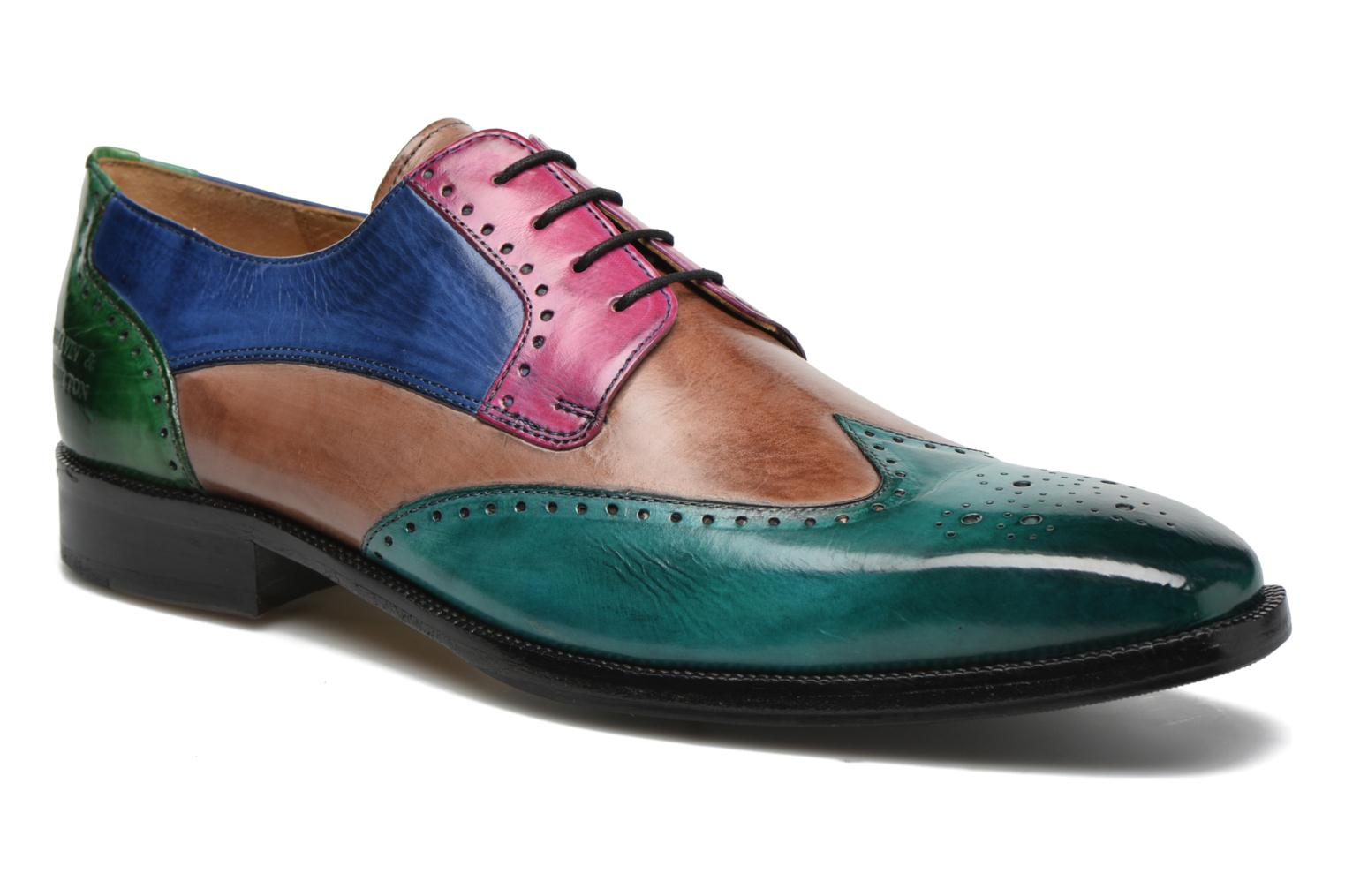 Veterschoenen Melvin & Hamilton Jeff 14 Multicolor detail